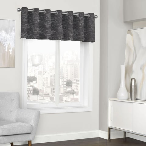 Eclispe Randall Blackout Grommet Window Valance - 52x18