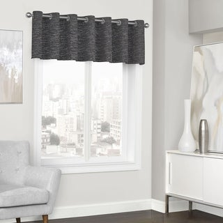 Eclispe Randall Blackout Grommet Window Valance