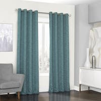 Eclipse Randall Blackout Grommet Window Curtain Panel