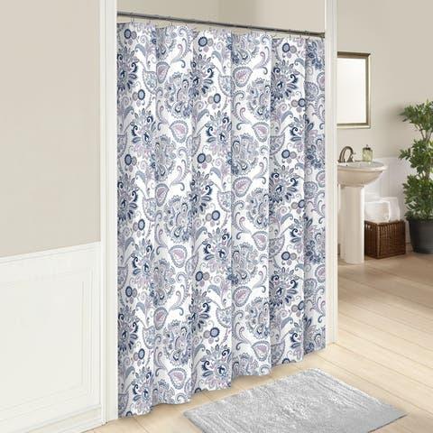 Marble Hill Carlisle Shower Curtain