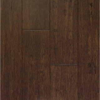 Bamboo Hardwoods Manor Blackened Hickory (8 planks / 19.92 sq.Ft)