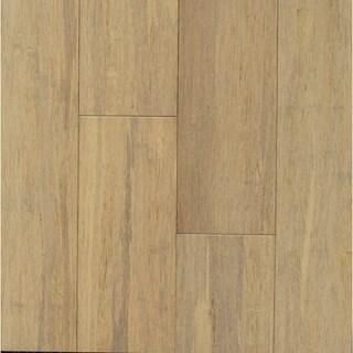 Bamboo Hardwoods Manor Ivory (8 planks / 19.92 sq.Ft)