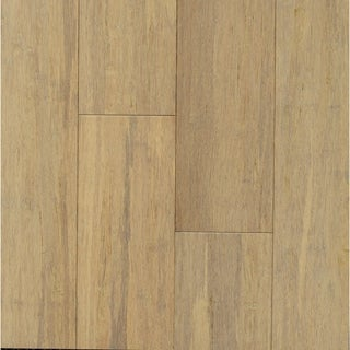 Bamboo Hardwoods Manor Ivory (8 planks / 19.92 sq.Ft)