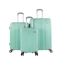 Solid Luggage Sets