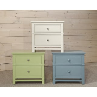 colors two drawer nightstand by panama