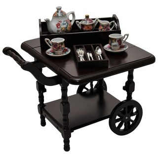 The Queen's Treasures Wooden American Style Drop Leaf Tea Cart Furniture & Accessories For 18-inch Dolls|https://ak1.ostkcdn.com/images/products/15125995/P21610666.jpg?_ostk_perf_=percv&impolicy=medium