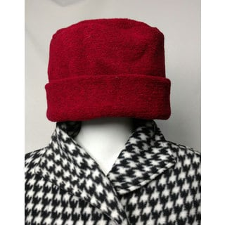 Mazmania Unisex Red Hat