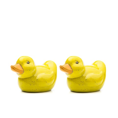 Alfresco Home Ceramic Sunny Duck
