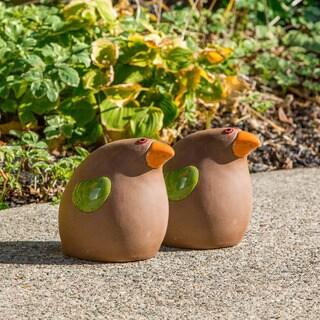 Alfresco Home Medium Ceramic Toucan