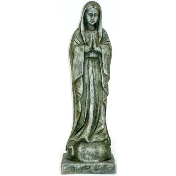 Alfresco Home Madonna Large Garden Statue