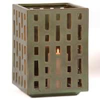 Alfresco Home Genoa Ceramic Garden Lantern