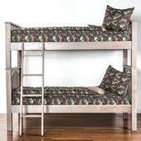 Galaxy Camo Zippered Bunkie Set