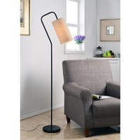 Design Craft Egret Bronze 66-inch Floor Lamp