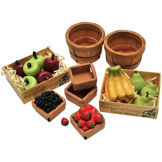 The Queen's Treasures Farm Fresh Fruits Accessory Set for 18-inch Dolls