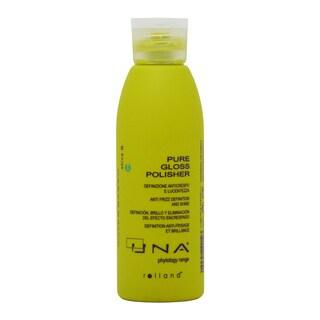 UNA 4.2-ounce Pure Gloss Hair Polisher