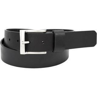 Florsheim Full-grain Buffalo Leather 35-millimeter Big and Tall Casual Belt