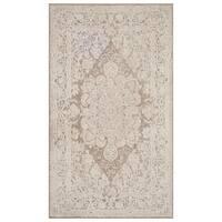 Safavieh Reflection Beige/ Cream Polyester Area Rug - 3' x 5'