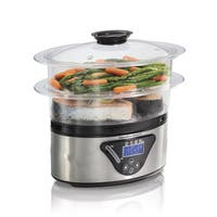 Recertified Hamilton Beach 5.5 Quart Digital Steamer
