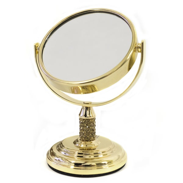 Shop Jules Mini 2 Way 6 X 3 Inch Vanity Mirror Free