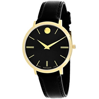 Movado Women's 607091 Ultra Slim Watches