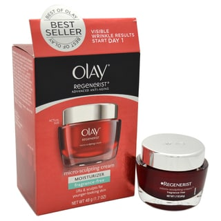 Olay Regenerist Anti Aging 1.7-ounce Micro-Sculpting Cream Fragrance Free
