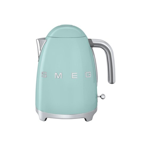Smeg 50s Style Electric Kettle, Pastel Green