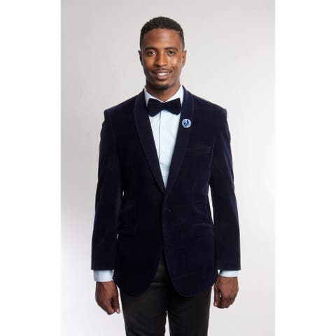 Tazio Men's blazer Navy