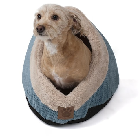Snoozzy Mod Chic Hide and Seek Pet Bed