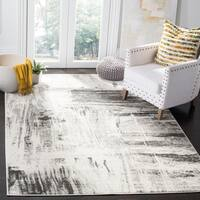 Safavieh Adirondack Modern Abstract Ivory / Grey Area Rug - 6' x 9'