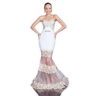 Fitted Mermaid Gown with Sweetheart Neckline