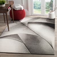 "Safavieh Hollywood Grey Area Rug - 6'7"" x 9'"