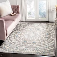 Safavieh Paradise Grey Viscose Area Rug - 5' 1 x 7' 6