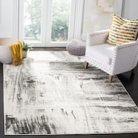Safavieh Adirondack Modern Abstract Ivory / Grey Area Rug - 8' x 10'