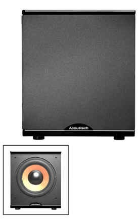 Bic Acoustech H100 Cinema Series Powered Subwoofer