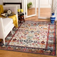 Safavieh Baldwin Transitional Ivory/ Grey Area Rug - 9' x 12'