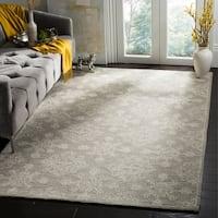 Safavieh Blossom Hand-Tufted Beige Wool Area Rug - 8' x 10'