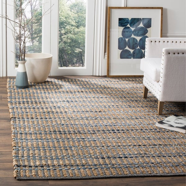 Shop Safavieh Handmade Cape Cod Jeannie Coastal Jute Rug