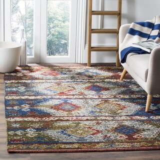 Safavieh Canyon Hand-Woven Multi Wool Area Rug (8' x 10')