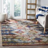 Safavieh Canyon Hand-Woven Multi Wool Area Rug - 8' x 10'