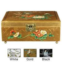 Handmade Clementina Jewelry Box (China)