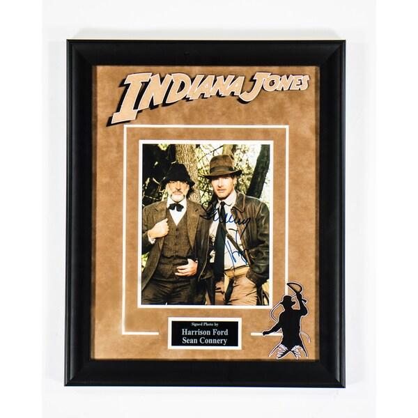 Indiana Jones Hand-signed Photograph