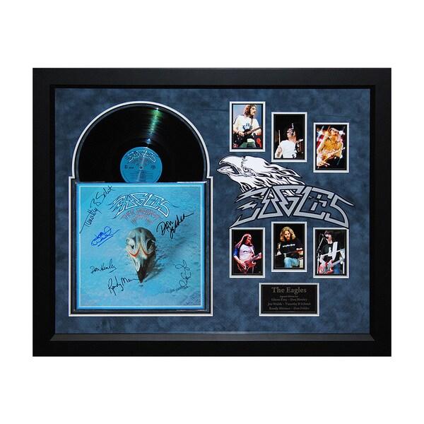Hand-signed Eagles 'Greatest Hits Vol. II' Album