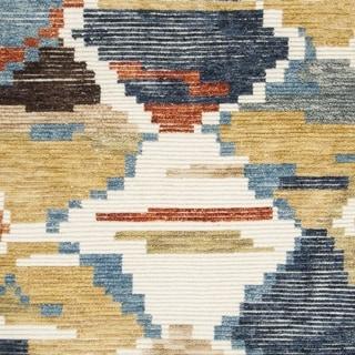 Safavieh Kenya Hand-Knotted Multi Wool Area Rug (9' x 12')