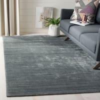 Safavieh Handmade Mirage Tonal Grey Silky Viscose Area Rug - 8' x 10'