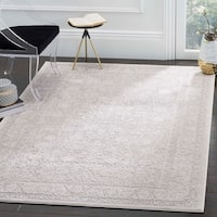 Safavieh Reflection Beige/ Cream Polyester Area Rug - 8' x 10'
