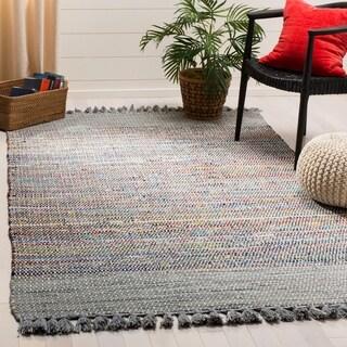 Safavieh Handmade Flatweave Montauk Dashamira Casual Cotton Rug