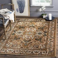 Safavieh Summit Beige/ Ivory Area Rug - 4' Square