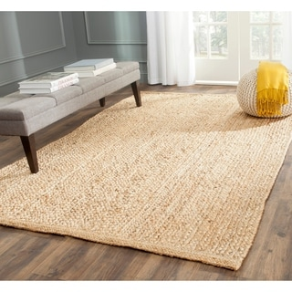 Safavieh Natural Fiber Coastal Hand-Woven Natural Jute Runner Rug (2' 6 x 6')