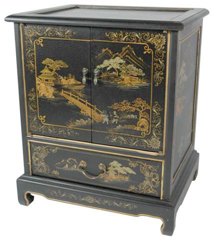 Handmade Japanese End Table (China)