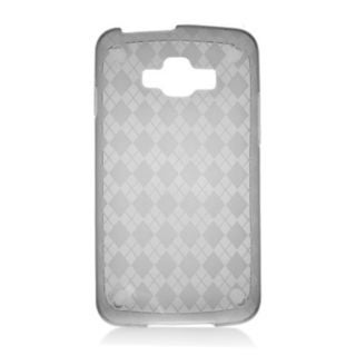 Insten Clear TPU Rubber Candy Skin Case Cover For Samsung Rugby Smart SGH-i847